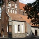 Saint Thomas church in Nowe Miasto Lubawskie